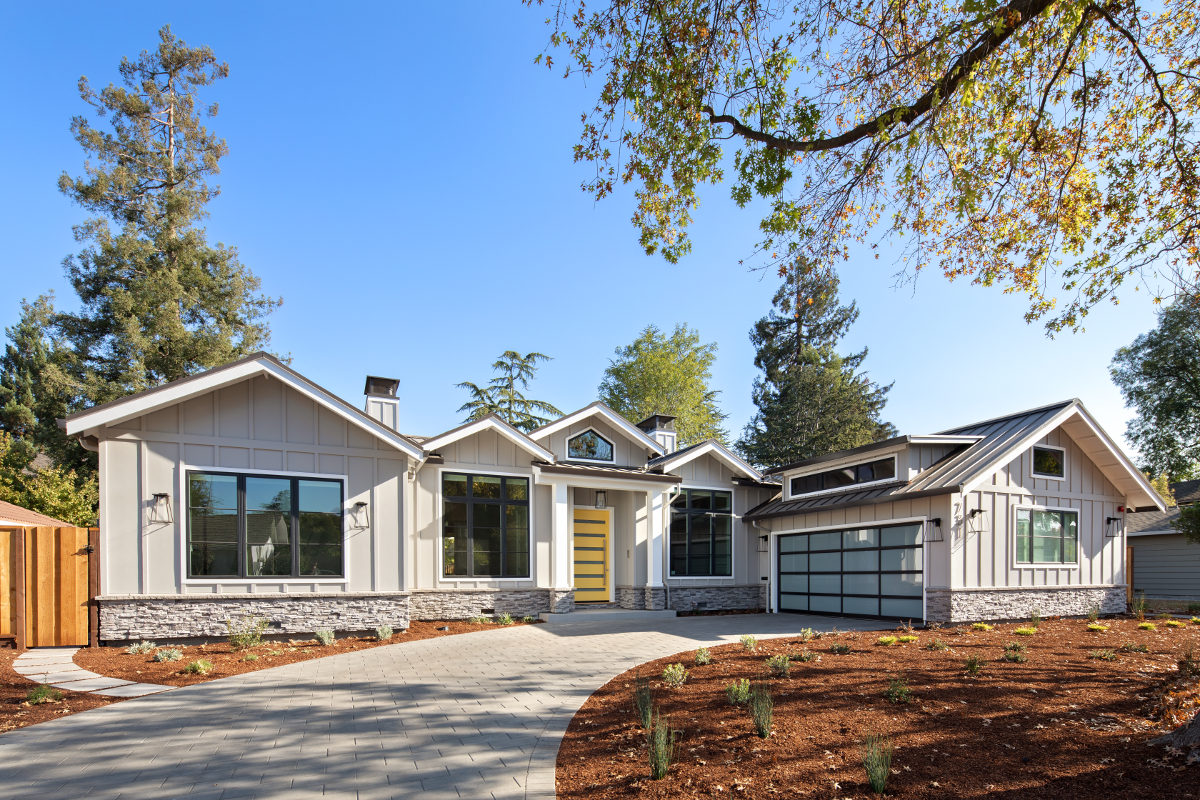 Palo Alto, Modern Farmhouse