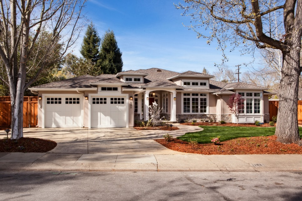 Menlo Park, Traditional Home