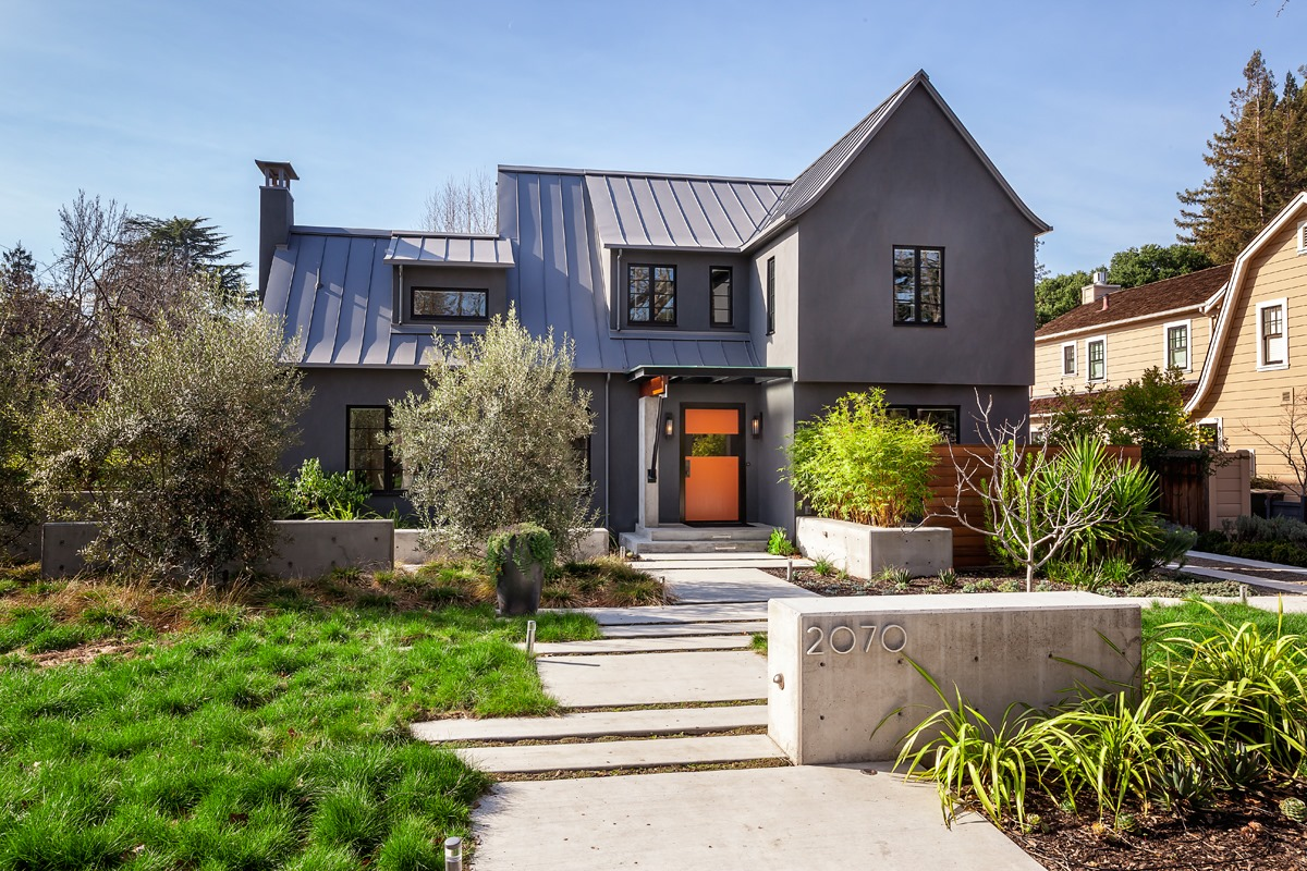 Palo Alto, Transitional Style Tudor